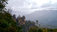 Misty Blue Mountains 5