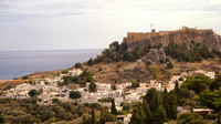 Lindos town, Acropolis and Castle