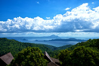 Taal Lake and Volcano Island, Tagaytay, Philippines 1