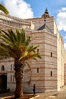 Basilica of Annunciation, Nazareth, Israel 03