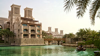 Madinat Jumeirah waterway, Dubai