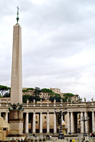 The Obelisk of St. Peter's Square