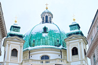 St. Peter's Church roof, Vienna