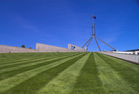 Green Roof, Parliament House